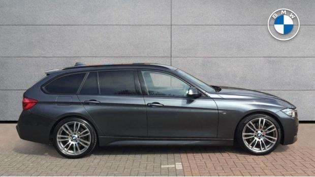 2017 BMW M Sport Touring (Grey) - Image: 3