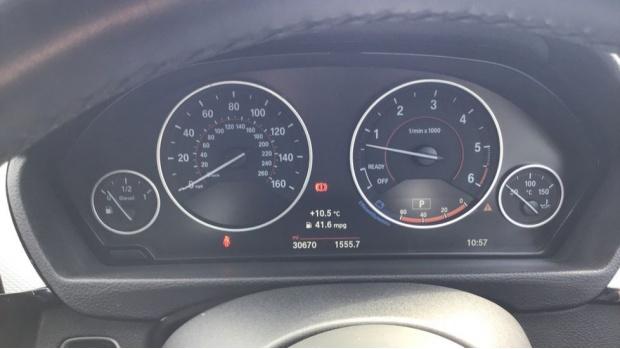 2017 BMW M Sport Touring (Grey) - Image: 9