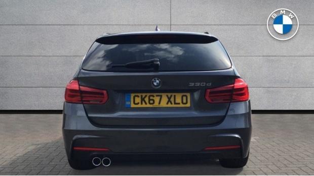 2017 BMW M Sport Touring (Grey) - Image: 15