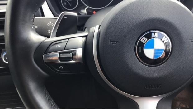 2017 BMW M Sport Touring (Grey) - Image: 17