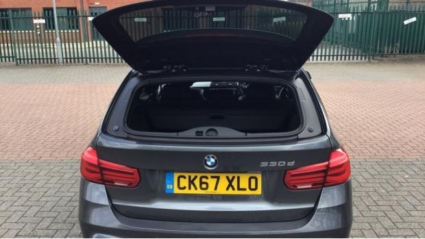2017 BMW M Sport Touring (Grey) - Image: 34