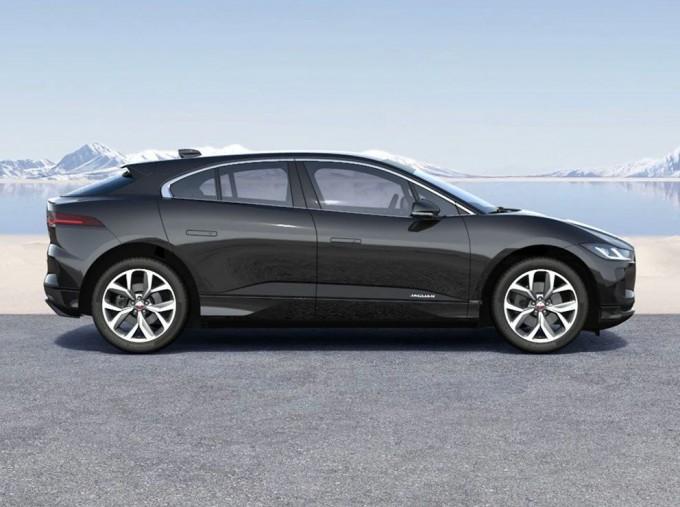 2021 Jaguar 90kWh HSE Auto 4WD 5-door (Black) - Image: 2