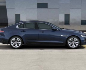 2021 Jaguar 2.0i S Auto 4-door (Blue) - Image: 2