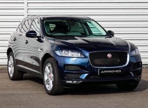2018 Jaguar F-Pace i4 Diesel (180PS) Portfolio 5-door