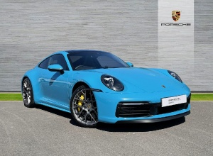 2019 Porsche 911 CARRERA S PDK 2-door