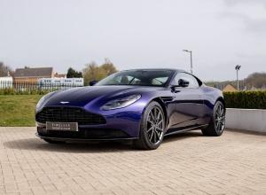 2018 Aston Martin DB11 V8 Coupe 2-door