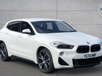 2020 BMW X2 sDrive20i M Sport 5-door