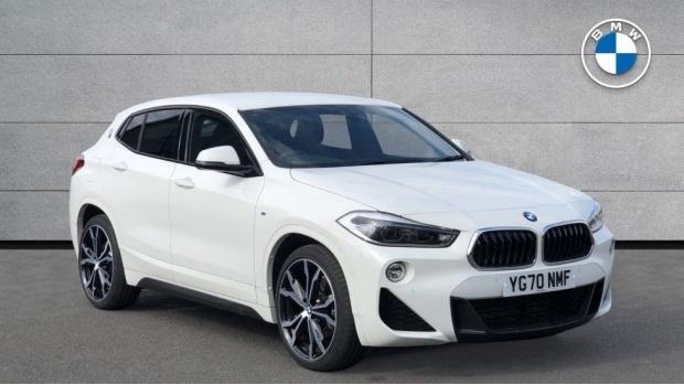 2020 BMW SDrive20i M Sport (White) - Image: 1