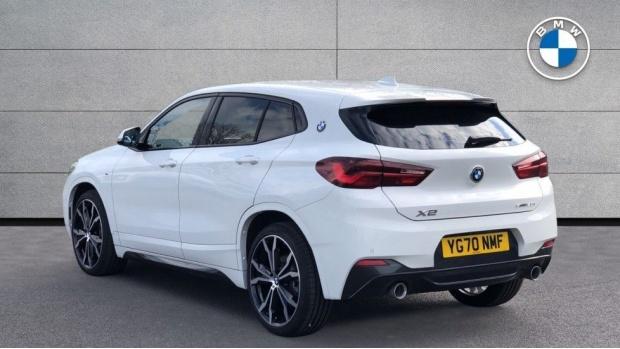 2020 BMW SDrive20i M Sport (White) - Image: 2