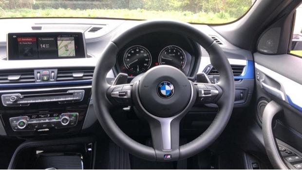 2020 BMW SDrive20i M Sport (White) - Image: 5