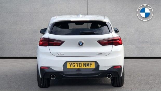 2020 BMW SDrive20i M Sport (White) - Image: 15