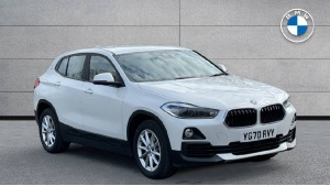 2020 BMW X2 xDrive20d SE 5-door