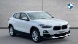 2020 BMW XDrive20d SE (White) - Image: 1