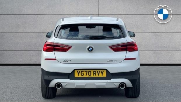 2020 BMW XDrive20d SE (White) - Image: 15