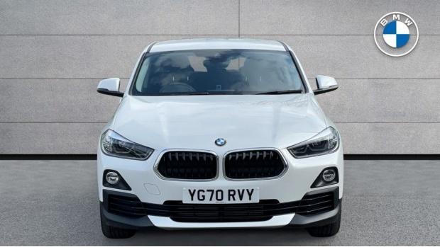 2020 BMW XDrive20d SE (White) - Image: 16