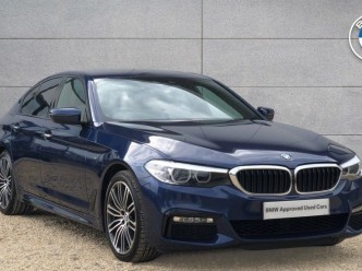 2017 BMW 5 Series 520d M Sport Saloon 4-door