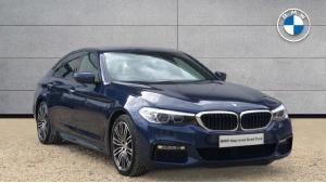 2017 BMW 5 Series 520d M Sport Saloon 4-door