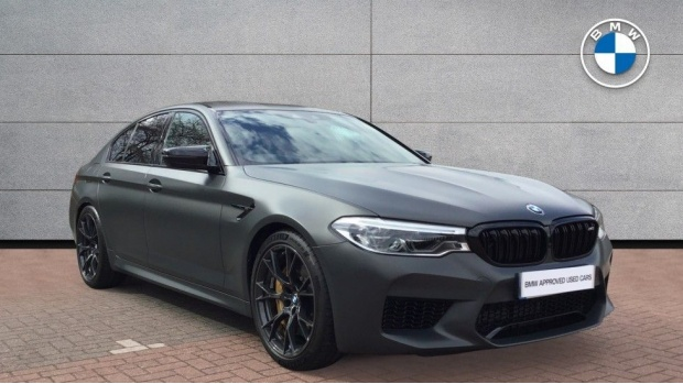 2019 BMW F90 Competition 35 Jahre Edition Salo (Grey) - Image: 1