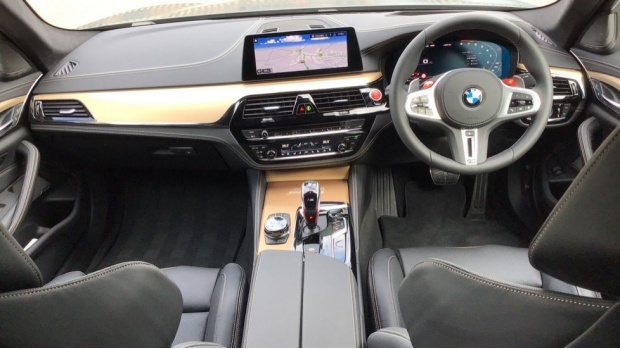 2019 BMW F90 Competition 35 Jahre Edition Salo (Grey) - Image: 4