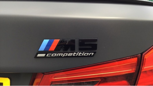 2019 BMW F90 Competition 35 Jahre Edition Salo (Grey) - Image: 30
