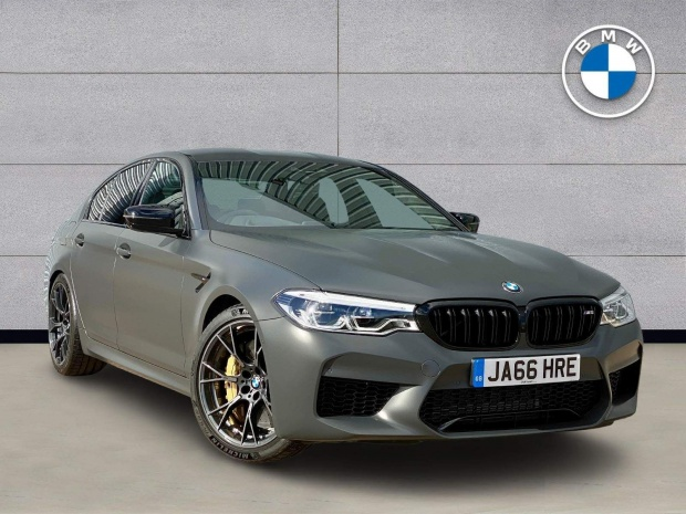 2019 BMW F90 Competition 35 Jahre Edition Salo (Grey) - Image: 41