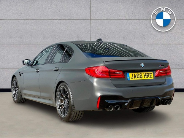 2019 BMW F90 Competition 35 Jahre Edition Salo (Grey) - Image: 43