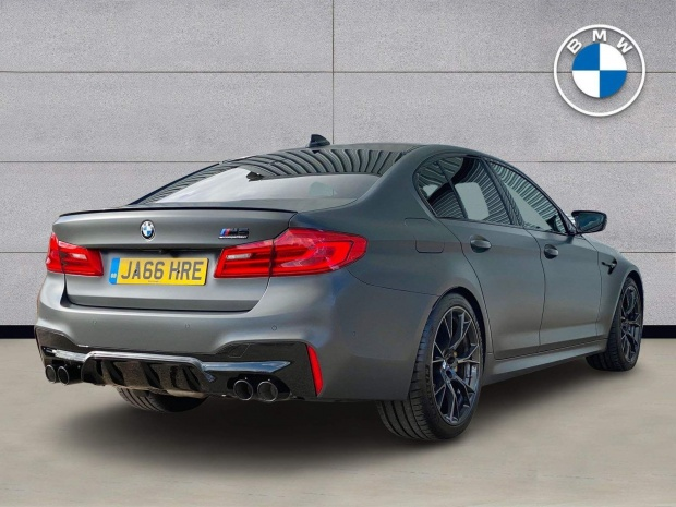 2019 BMW F90 Competition 35 Jahre Edition Salo (Grey) - Image: 44