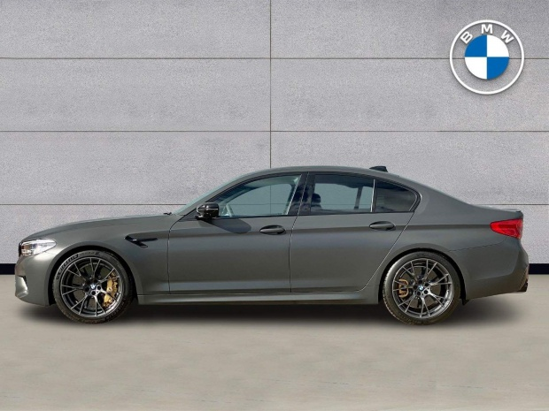 2019 BMW F90 Competition 35 Jahre Edition Salo (Grey) - Image: 46