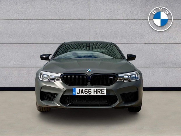 2019 BMW F90 Competition 35 Jahre Edition Salo (Grey) - Image: 47