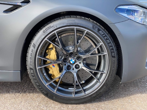 2019 BMW F90 Competition 35 Jahre Edition Salo (Grey) - Image: 49