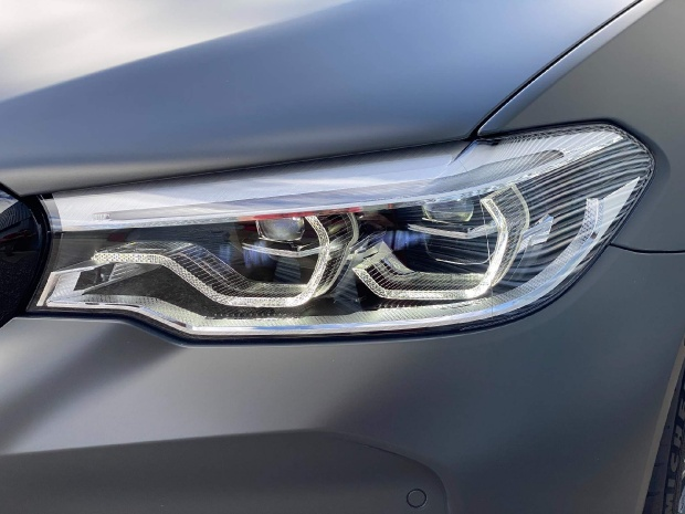 2019 BMW F90 Competition 35 Jahre Edition Salo (Grey) - Image: 62
