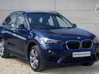 2017 BMW X1 xDrive20i Sport 5-door