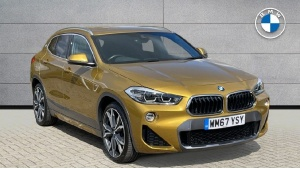 2018 BMW X2 xDrive20d M Sport X 5-door
