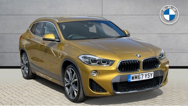 2018 BMW XDrive20d M Sport X (Gold) - Image: 1
