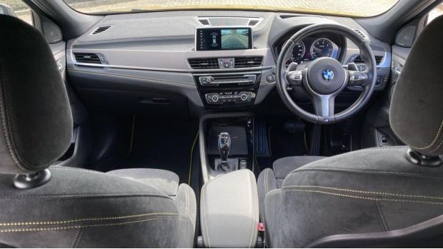 2018 BMW XDrive20d M Sport X (Gold) - Image: 4