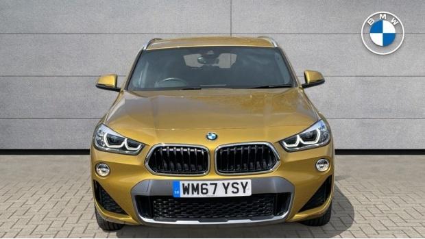 2018 BMW XDrive20d M Sport X (Gold) - Image: 16