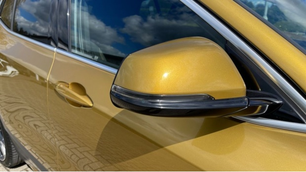 2018 BMW XDrive20d M Sport X (Gold) - Image: 24