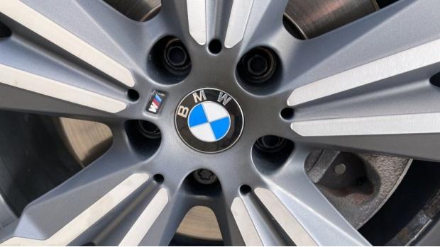 2018 BMW XDrive20d M Sport X (Gold) - Image: 28