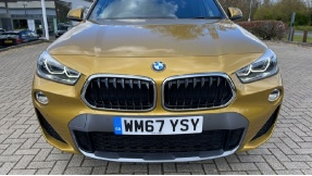 2018 BMW XDrive20d M Sport X (Gold) - Image: 30