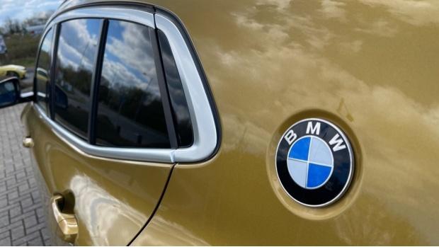 2018 BMW XDrive20d M Sport X (Gold) - Image: 33