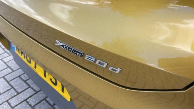 2018 BMW XDrive20d M Sport X (Gold) - Image: 35