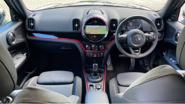 2021 MINI Cooper S ALL4 Sport (Grey) - Image: 4