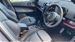 2021 MINI Cooper S ALL4 Sport (Grey) - Image: 6