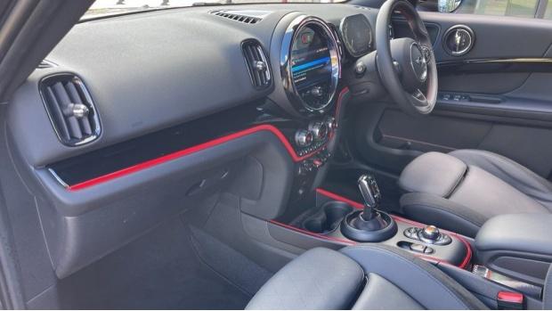 2021 MINI Cooper S ALL4 Sport (Grey) - Image: 7