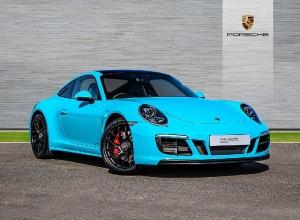 2018 Porsche 911 CARRERA 4 GTS PDK 2-door