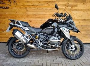 BMW R 1200 GS TE Triple Black