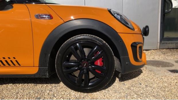 2016 MINI John Cooper Works 3-door Hatch (Orange) - Image: 14