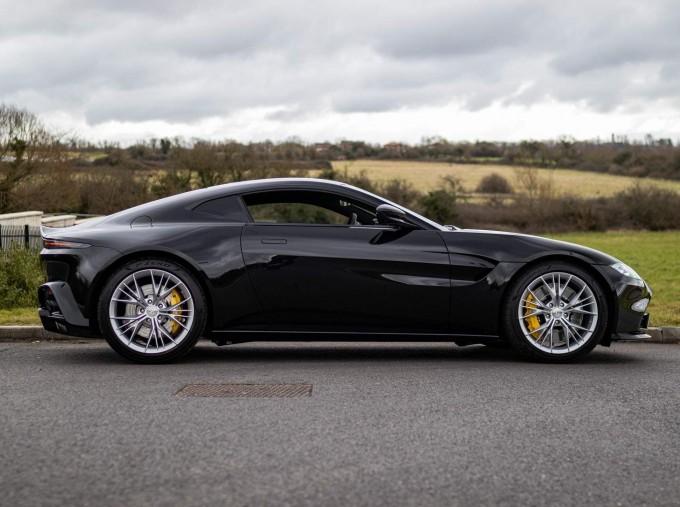 2021 Aston Martin V8 2-door (Black) - Image: 2