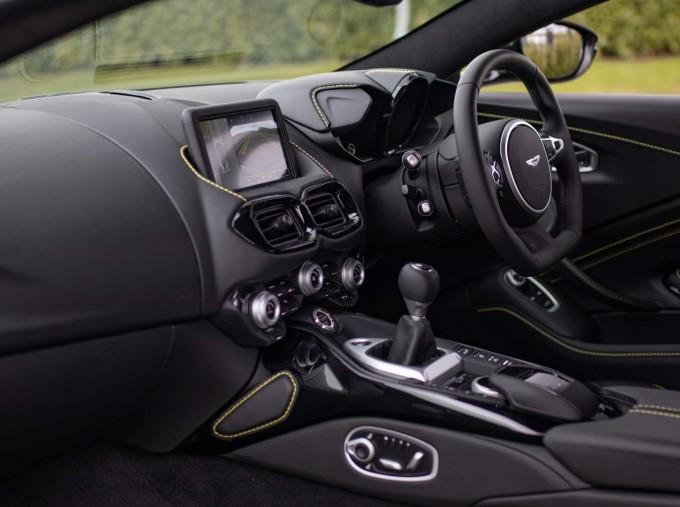 2021 Aston Martin V8 2-door (Black) - Image: 4