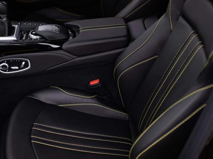 2021 Aston Martin V8 2-door (Black) - Image: 11